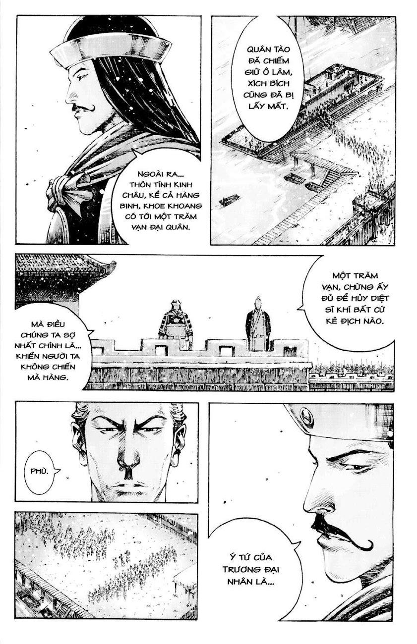 Hỏa phụng liêu nguyên Chương 397: Phụ trợ quân sư [Remake] trang 4