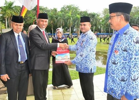 Walikota Padang Ingatkan Bahaya Laten PKI