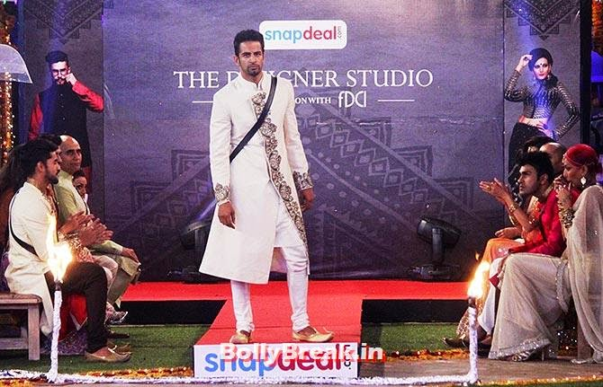 Upen Patel, Bigg Boss 8 Contestants Fashion Report - Who's has best fashion sense?