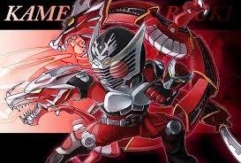 Siêu Nhân Giấu Mặt Long Kỵ -Kamen Rider Ryuki