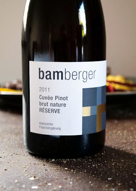 Pinot Reverse Sekt Bamberger
