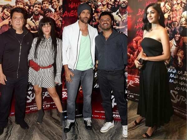 Wrap Up Party with the Super 30 Stars