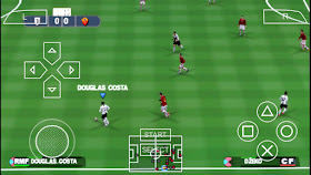 PES 2019 PPSSPP Jogress ISO File Free Download For Android | G-SPORT NG