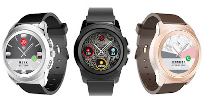 MyKronoz ZeTime Hybrid Smartwatch