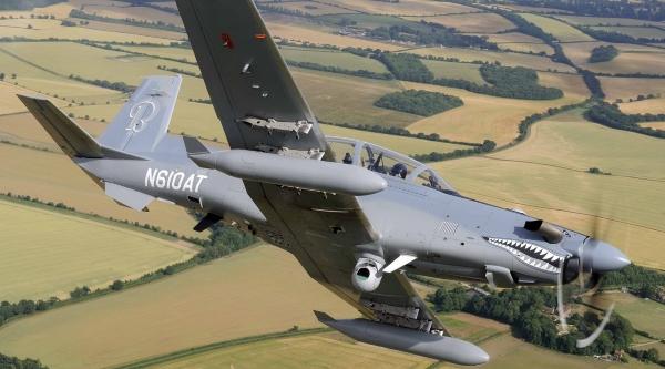 АТ-6 (Beechcraft, США)