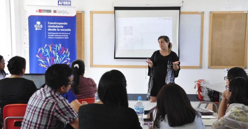 MINEDU: ¿Cómo mejorar los aprendizajes de ciudadanía en el aula? www.minedu.gob.pe