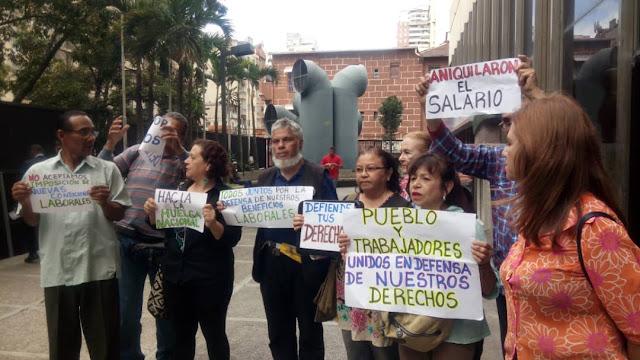 En 20 días de octubre hubo 374 protestas en el país, señaló la Plataforma de Conflicto