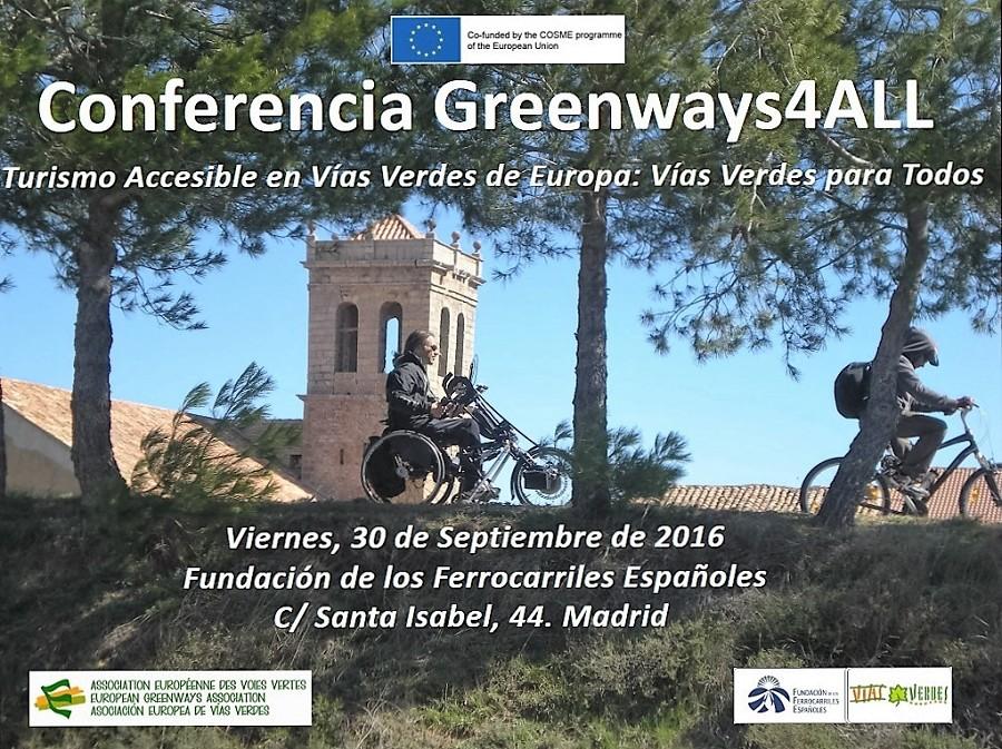 AionSur Conferencia La via verde de Coripe, pionera de Europa en turismo accesible Coripe
