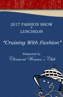 2017 Clermont Woman's Club FASHION SHOW