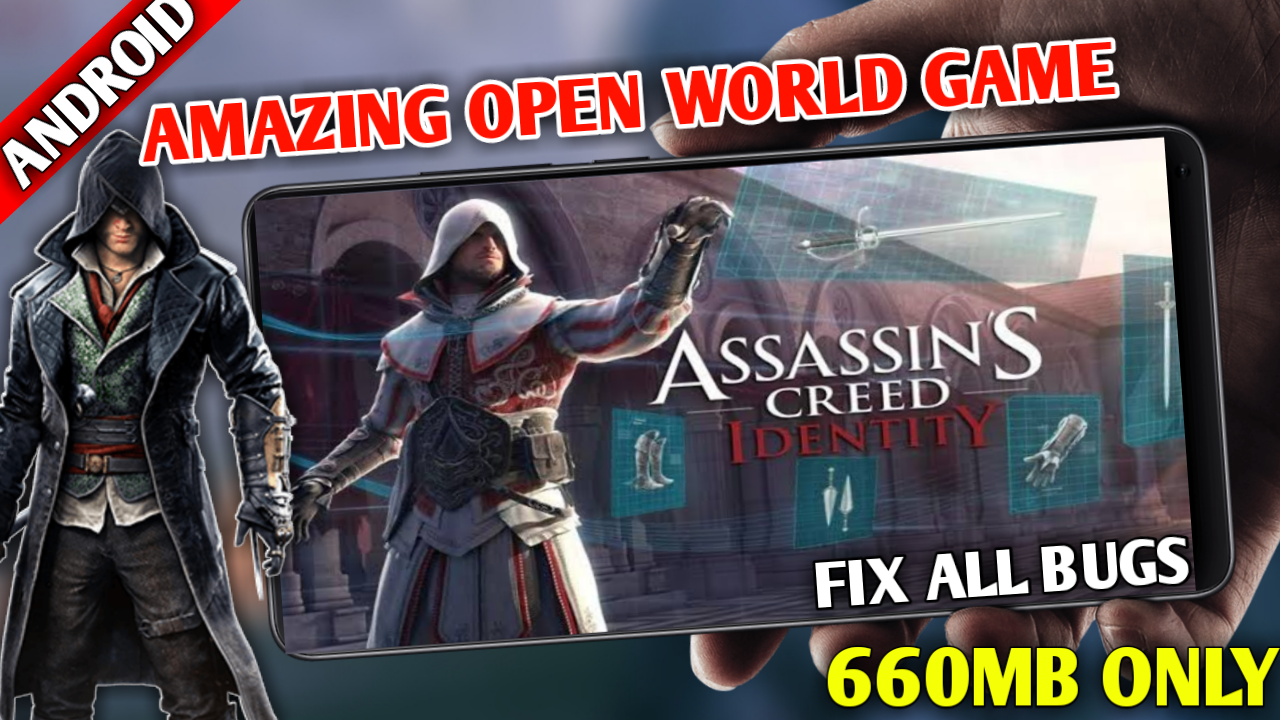 free download assassins creed identity for android