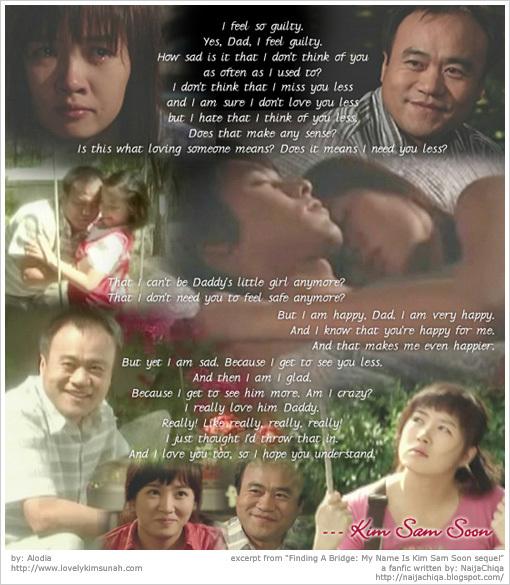 Korean Drama Fanfiction By Clockwatcher: Finding A Bridge: Sequel To