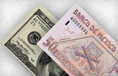 El Peso Mexicano Cerró Hoy Lunes 28 De Noviembre Del 2017 Forma Negativa Ante Dólar Cananse Al Perder 0 07