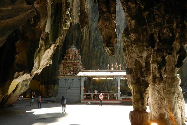 Batu Caves w Kuala Lumpur