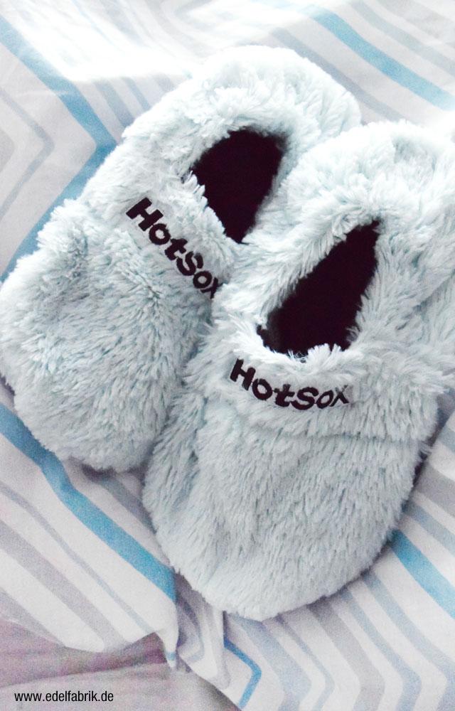 Tipp gegen kalte Füsse, Hotsocks