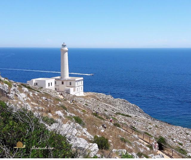 Il faro di Punta Palascia a Otranto