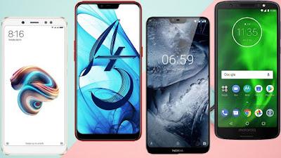 Top 10 Best Dual Camera Phones Under 15000 in India 2018