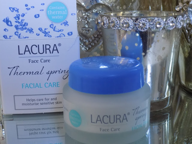 Aldi Lacura Thermal Spring Facial Care