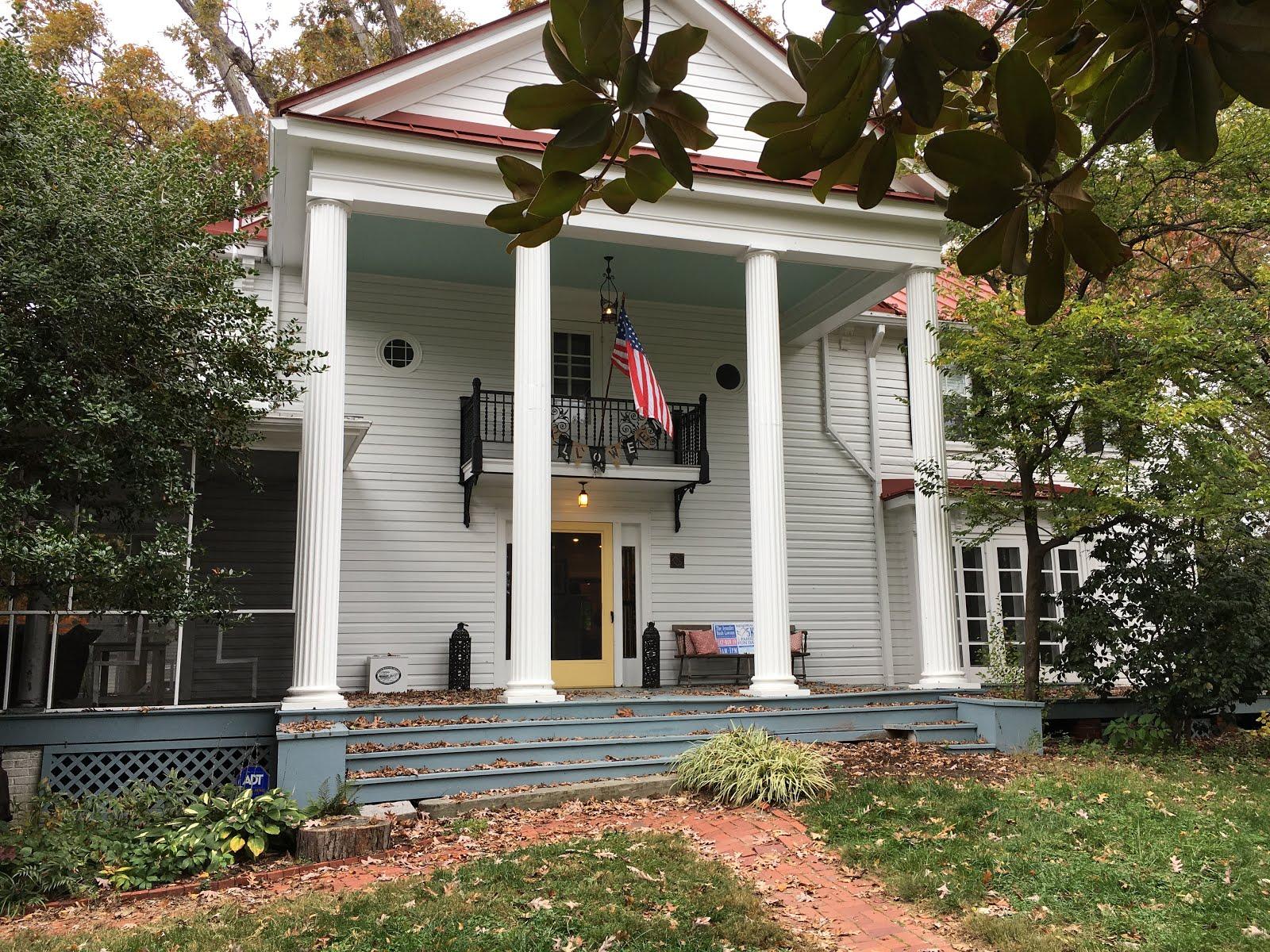 Mira Jean Designs: Historic Home + Fellow Entrepreneur Spotlight ...
