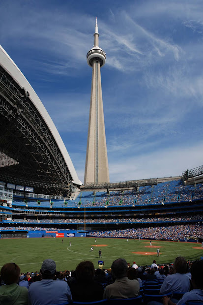 CN Tower Rogers Centre &