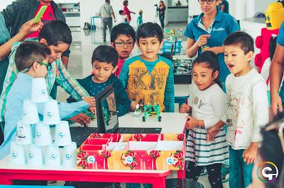curso de robotica para niños en arequipa