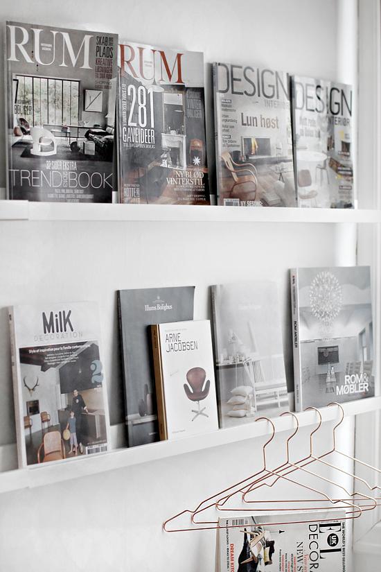 My Magazine Wall Stylizimo