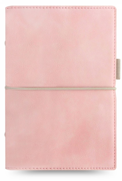 pink filofax