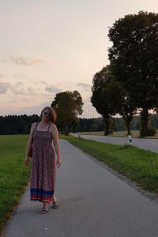 Maxikleid - Sommertrend 2018