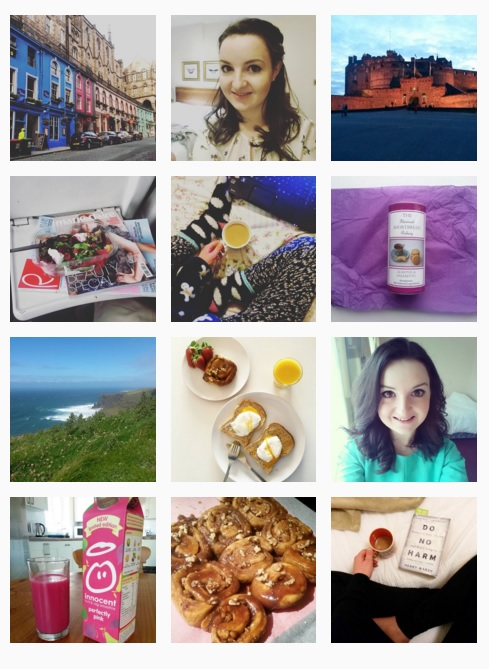 Ginevrella Instagram Grid