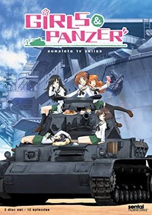 Girls und Panzer: Todos los Capítulos (14/14) + OVAS + Pelicula [MEGA] BD HDL