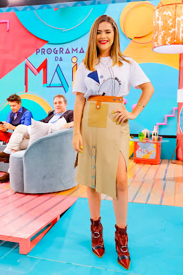Maisa Silva - Foto: Gabriel Cardoso/SBT