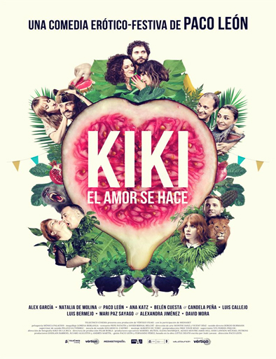 Ver Kiki, el amor se hace (2016) Online