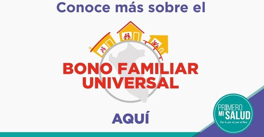 BONO FAMILIAR UNIVERSAL PARA ZONAS RURALES: Sepa quiénes podrán recibir el beneficio económico y los requisitos - www.bonouniversalfamiliar.pe