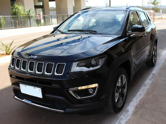 Jeep Compass Flex 2016 a 2019: recall por problema no motor