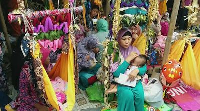 Tradisi Baayun Mulud di Kalimantan Selatan