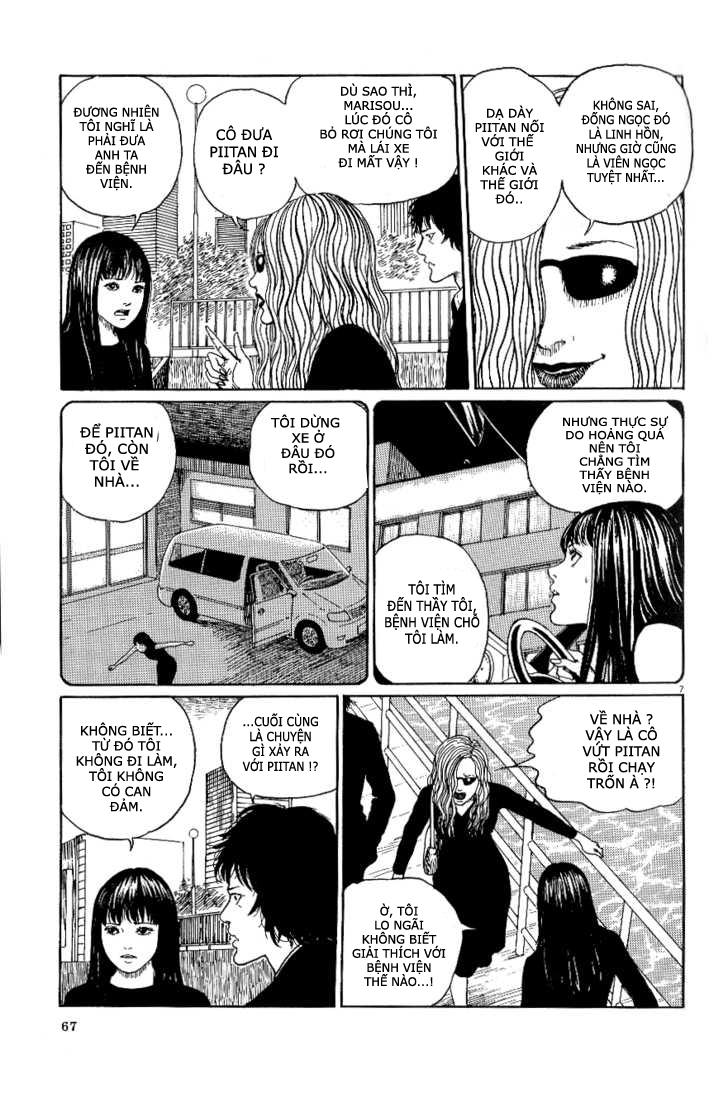 Black Paradox chap 3 trang 7