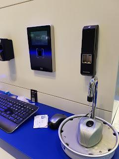 Biometricos en IFSEC 2017