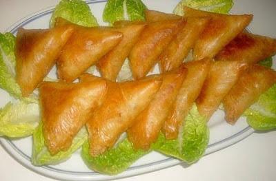 بريوات بسمك التونة او الطون