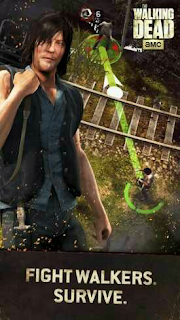 Download The walking dead no man's land apk, data obb