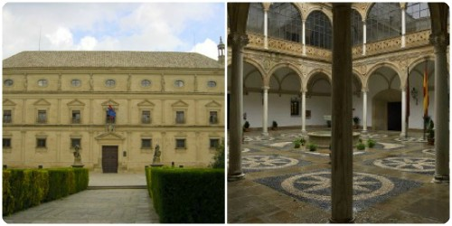 Palacio de las Cadenas, Úbeda