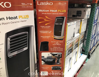Lasko Whole Room Ceramic Heater: great for the winter
