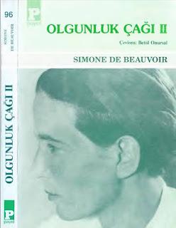 Simone de Beauvoir - Olgunluk Çağı 2
