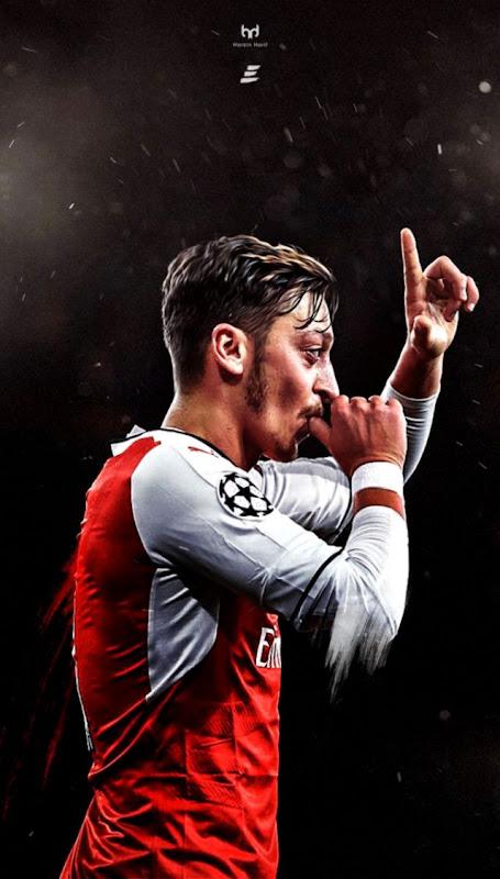 Mesut Ozil Wallpaper Player Arsenal One Wallpapers