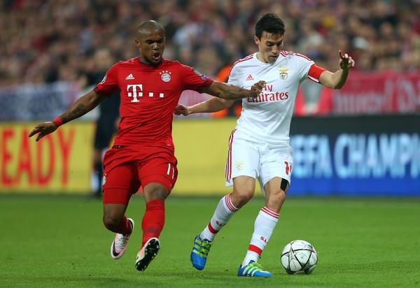 Benfica vs Bayern Munchen