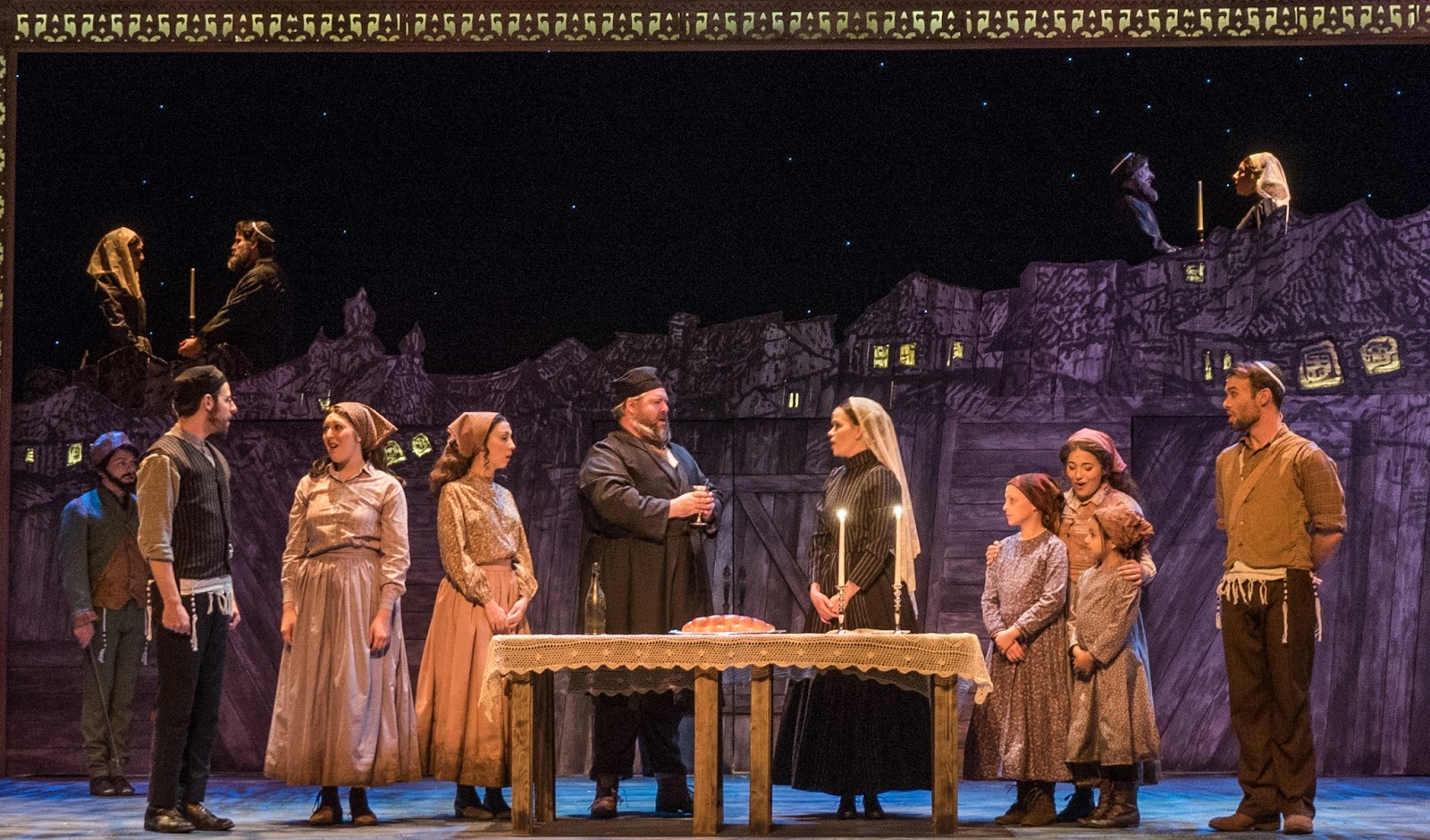 Phx Stages Reviews Fiddler On The Roof Arizona