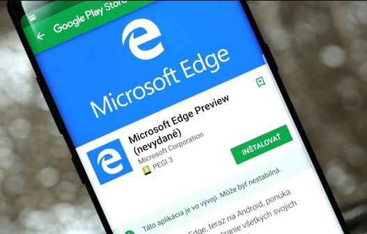 تحديث متصفح إيدج لنظام اندرويد يجلب إدارة أفضل للمفضلة