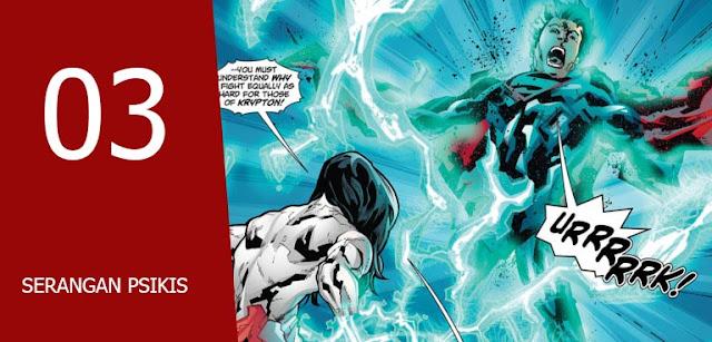 Cara Mengalahkan Superman dengan serangan psikis