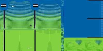 Nike Global Third 2016-2017 [New Modify]