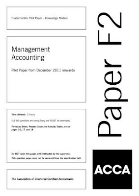 Management Accounting MCQs with Answers Pdf Book