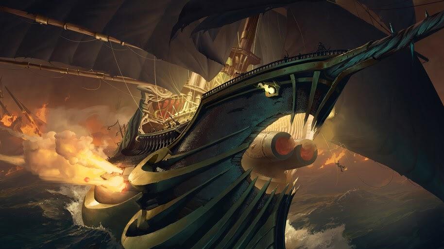The Dreadway, Legends of Runeterra, 4K, #3.1839