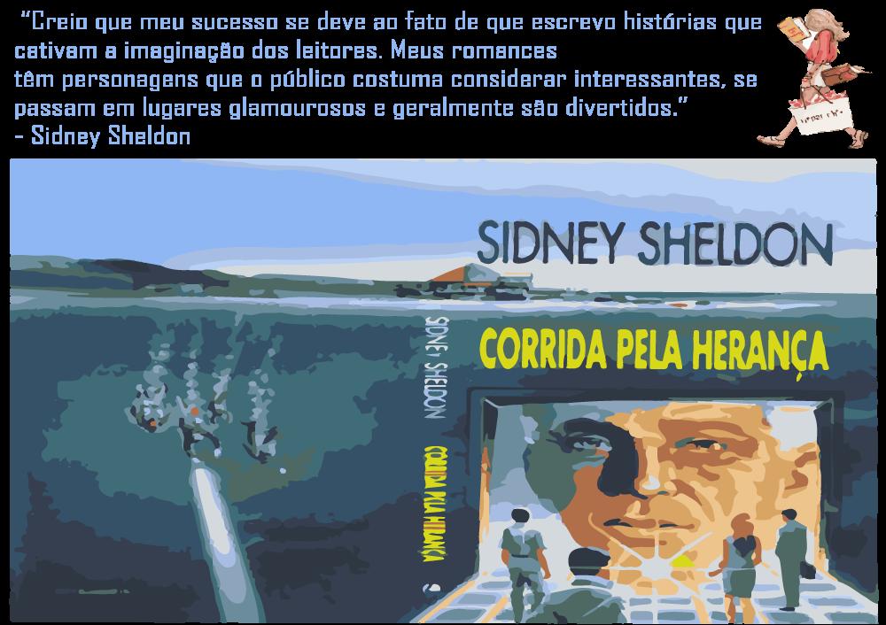 O livro de Sidney Sheldon que vai te fazer dar altas risadas